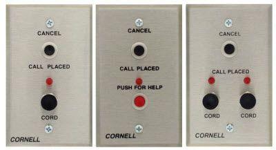 Nurse call system B-111 / B-113 / B-122 Cornell