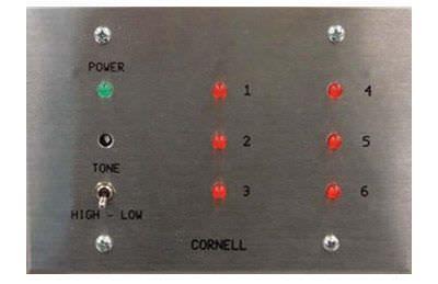 Nurse call management system A-4003A, A-4006A Cornell