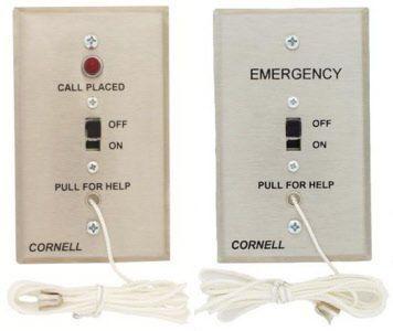 Nurse call system E-114 / E-114-1 / E-114-3 Cornell