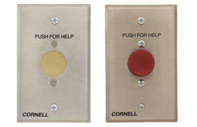 Nurse call system P-106, P-116 Cornell