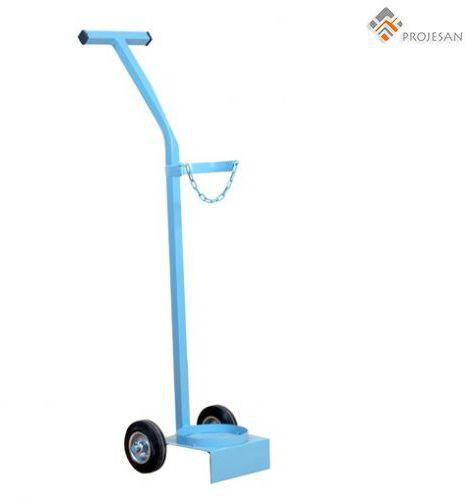 Oxygen cylinder trolley / 1-cylinder PS-EQ16 PROJESAN