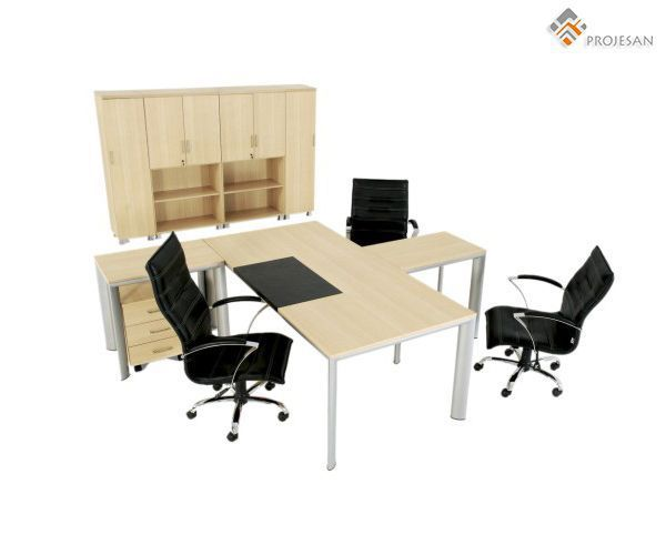 Healthcare facility desk Basic01 PROJESAN