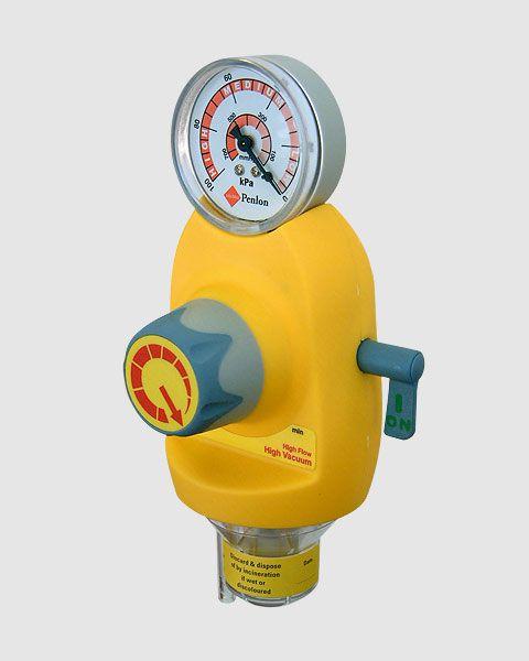 Non-magnetic vacuum regulator SC760 Penlon
