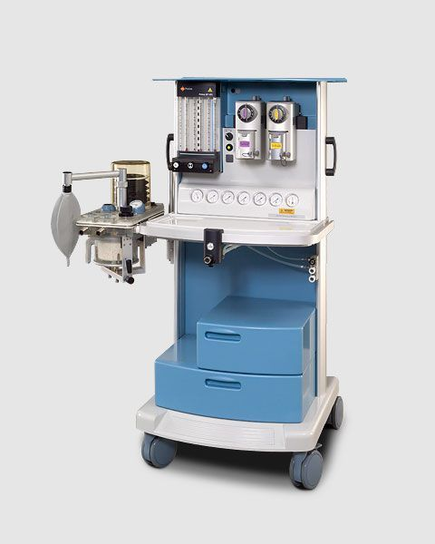 Anesthesia workstation with gas blender / non-magnetic Prima SP MRI Penlon