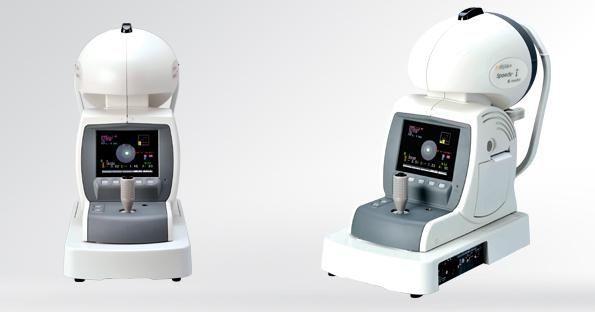 Pupil meter (ophthalmic examination) / keratometer / automatic refractometer RIGHTON SPEEDY-I S4Optiks