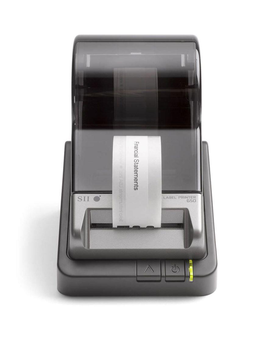 Label printer / multipurpose 300 dpi, 100 mm/s | SLP650 Seiko Instruments