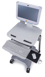 Medicine distribution computer cart / medical ProStar Scott-Clark Medical