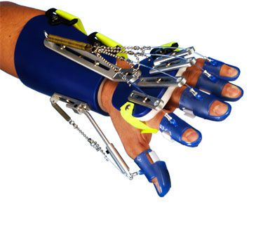 Metacarpal orthosis (orthopedic immobilization) / finger orthosis / finger extension / finger flexion SaeboFlex Saebo