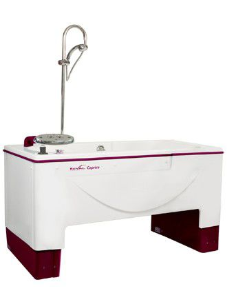 Electrical medical bathtub / height-adjustable Caprice Reval
