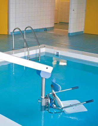 Pool patient lift Reval