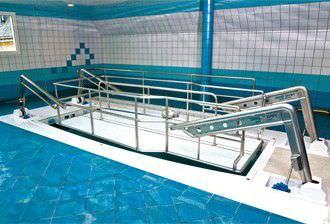 Rehabilitation swimming pool Reval Tonic Reval