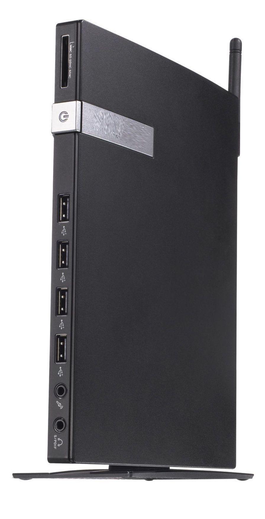 Fanless medical box PC MedPC-1000 Onyx Healthcare Inc