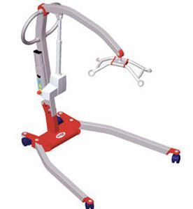 Folding patient lift / mobile Smart® SCALEO MEDICAL