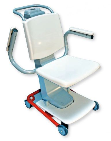 Electronic patient weighing scale / chair Scaleo® SCALEO MEDICAL