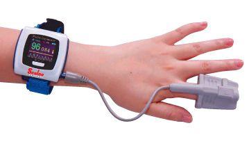Wrist pulse oximeter / with separate sensor SCALEO MEDICAL