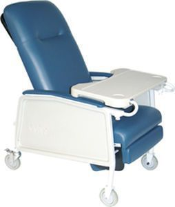 Medical chair / on casters / reclining / geriatric Primus Medical