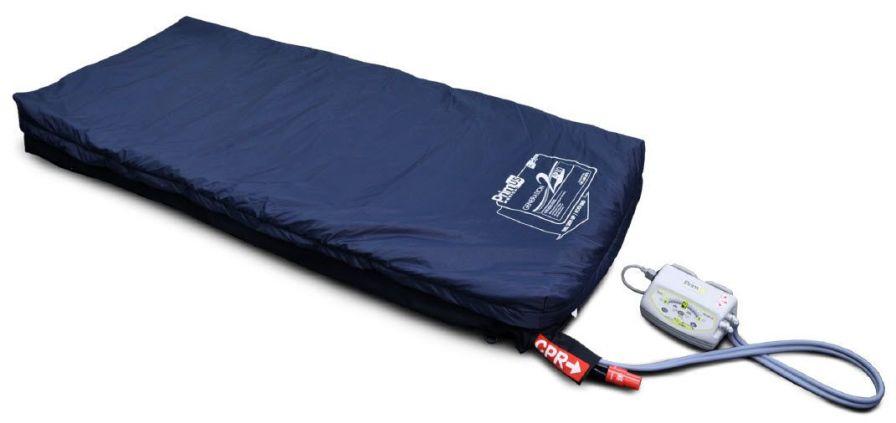 Anti-decubitus mattress / for hospital beds / dynamic air / tube SP04-BAPM3680 PrimeCare® AP10 Primus Medical