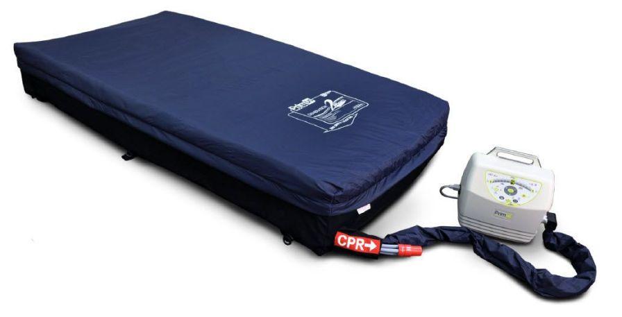 Hospital bed mattress / anti-decubitus / dynamic air / tube SP04-APMLAL3680 PrimePlus® AP Low50 Primus Medical