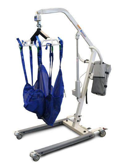 Mobile patient lift / electrical / bariatric SD07-DPL600E-D PrimePlus® Primus Medical