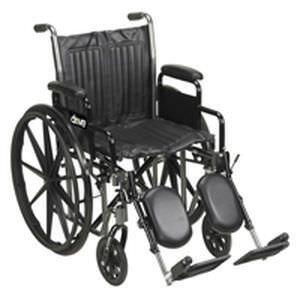 Passive wheelchair / with legrest Silver Sport Series Primus Medical