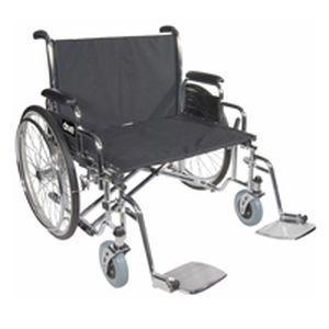 Passive wheelchair / with legrest / bariatric Sentra EC Extra Wide Primus Medical