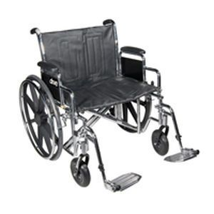 Passive wheelchair / with legrest Sentra EC HD Primus Medical