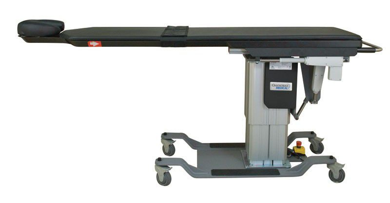 Bariatric C-arm table / tilting / electrical / with table CFPM401 Oakworks Med