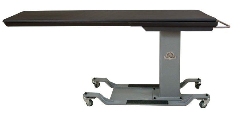 C-arm table with table CFPMFXH-Rectangular Oakworks Med