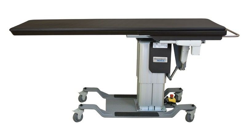 Bariatric C-arm table / tilting / electrical / with table CFPMB301 Oakworks Med