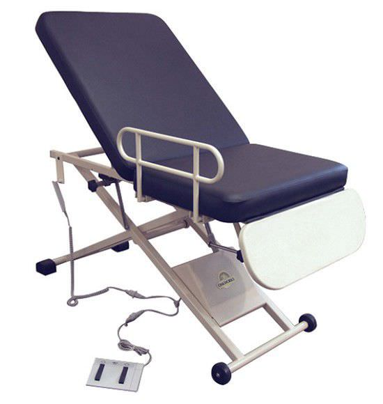 Bariatric examination table / orthopedic / electrical / on casters Oakworks Med