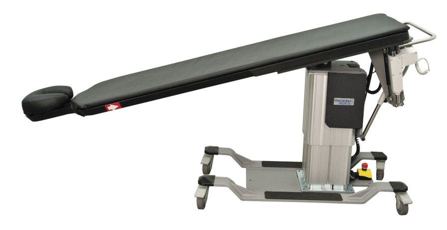 Tilting C-arm table / electrical / with table CFPM300 Oakworks Med