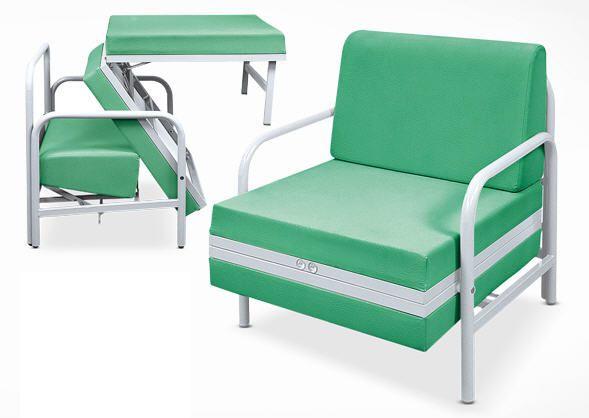 Healthcare facility convertible chair PS-2 Psiliakos Leonidas