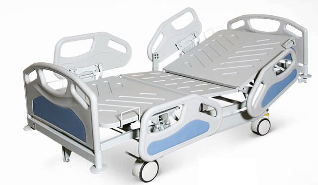 Intensive care bed / electrical / on casters / height-adjustable 325 Series Psiliakos Leonidas