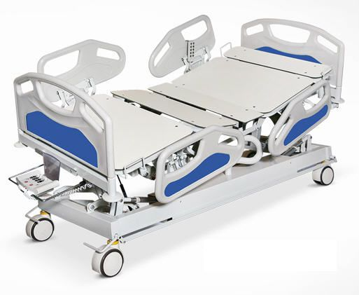 Hospital bed / electrical / height-adjustable / 5 sections 5614 Psiliakos Leonidas