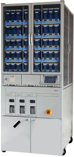 Automatic medicines dispensing and packaging system Robotik 405 Robotik Technology