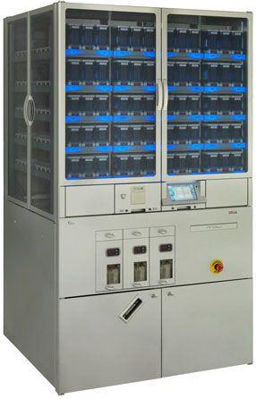 Automatic medicines dispensing and packaging system Robotik 500 Robotik Technology