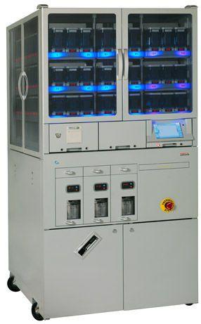Automatic medicines dispensing and packaging system Robotik 207 Robotik Technology