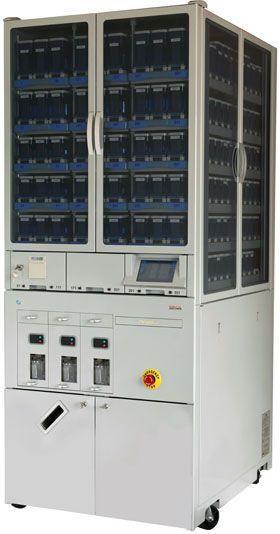 Automatic medicines dispensing and packaging system Robotik 336 Robotik Technology