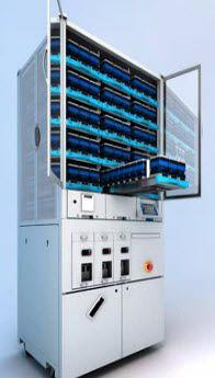 Automated medication dispensing system e-Robotik Robotik Technology
