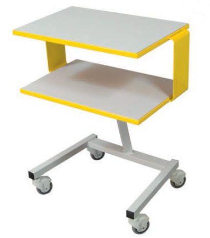 Instrument trolley / 1-tray FIDJI 10400 Promotal
