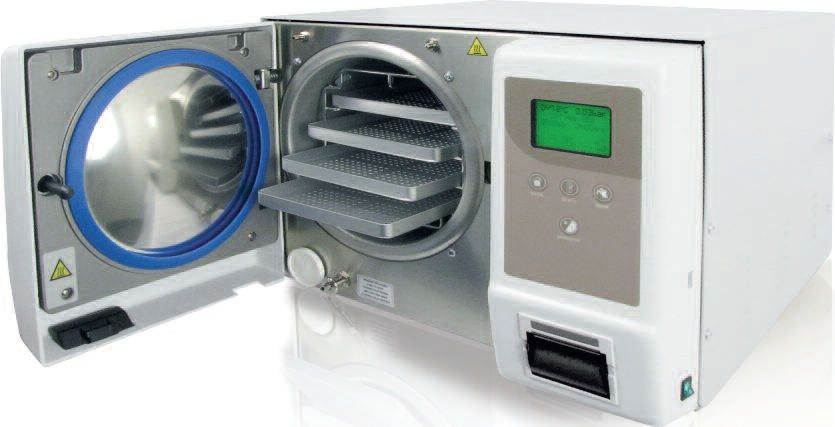 Medical autoclave / bench-top / automatic / programmable B23 Promotal