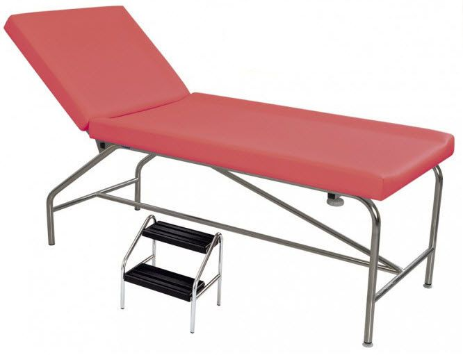Fixed examination table / 2-section 200 kg | 118 Series Promotal