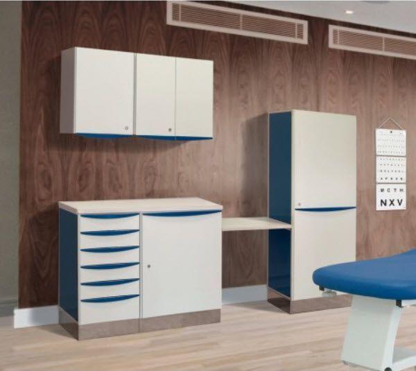 Storage cabinet / medical office / modular Promotal