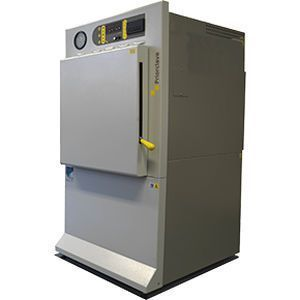 Laboratory autoclave / front-loading / automatic / microprocessor controlled 100 L   QCS Series Priorclave