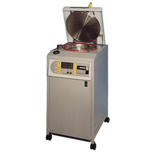 Laboratory autoclave / vertical / compact / automatic 60 L Priorclave