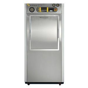 Laboratory autoclave / front-loading / microprocessor controlled / automatic 350 L Priorclave