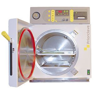 Laboratory autoclave / bench-top / compact / automatic 40 L   Compact 40 Priorclave