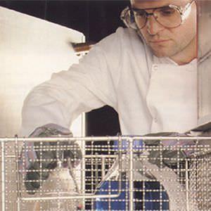 Laboratory autoclave / microprocessor controlled 450 L   SH450 Priorclave