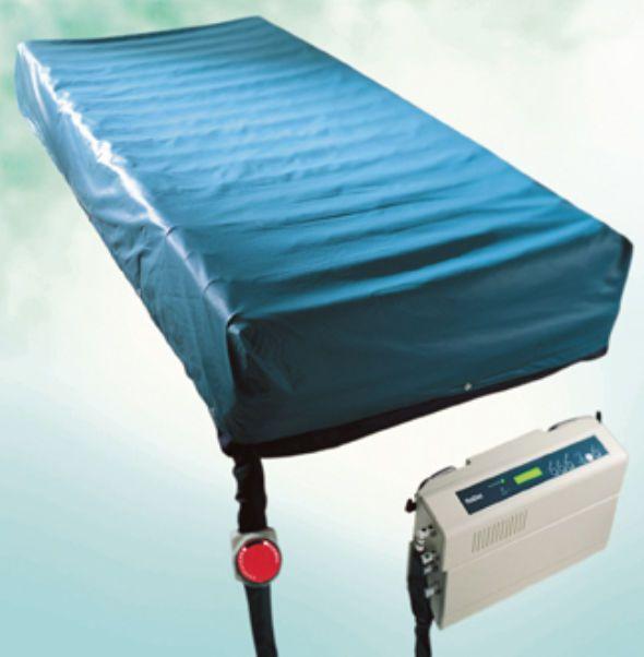 Anti-decubitus mattress / for hospital beds / dynamic air / tube NoDec S Rober