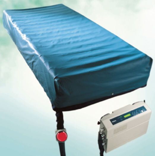 Anti-decubitus mattress / for hospital beds / dynamic air / tube 1200 mm | NoDec Bari Rober